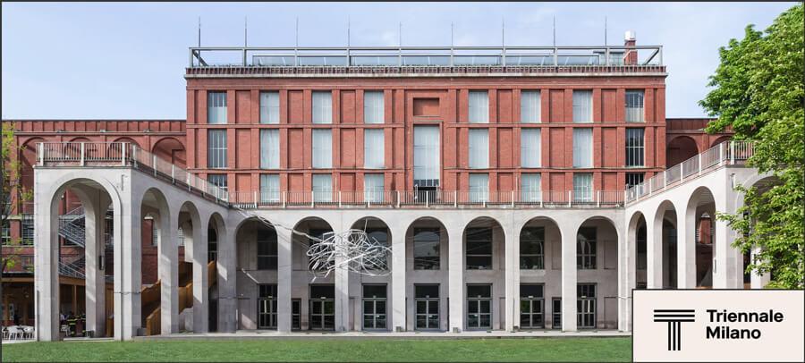 L'Edificio della Triennale di Milano